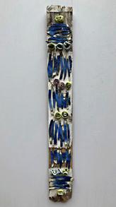 25 thin blue strips