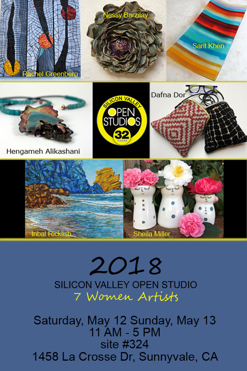 Silicon Valley Open Studios 2018