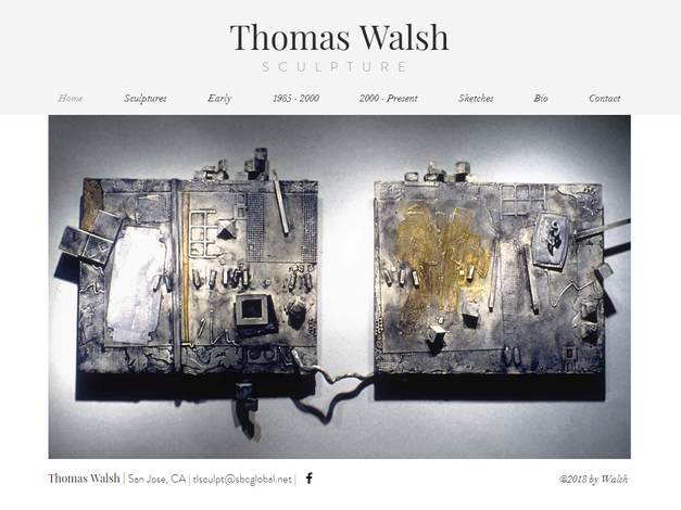 Thomas Walsh Sculpture