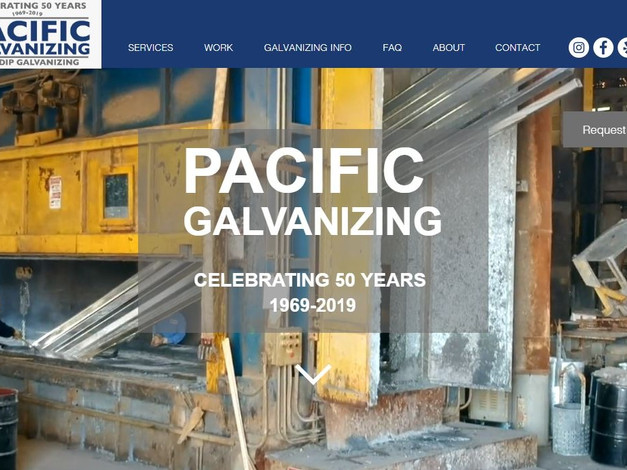 Pacific Galvanizing