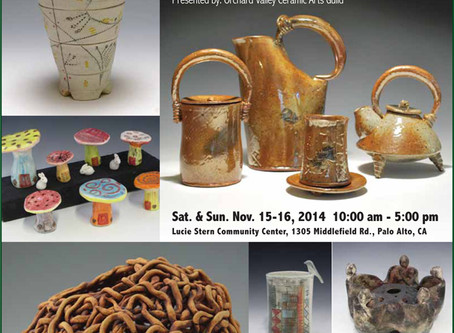 OVCAG 14th Annual Art in Clay