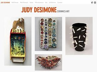 Judy Desimone Ceramics