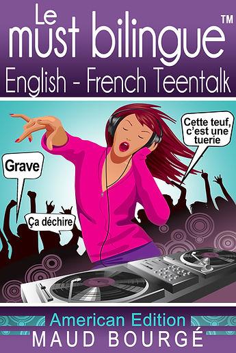 bilingual books by Maud Bourgé