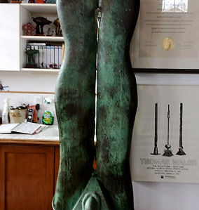 Tom Walsh Sculpture