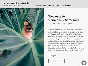 Grayce and Gratitude
