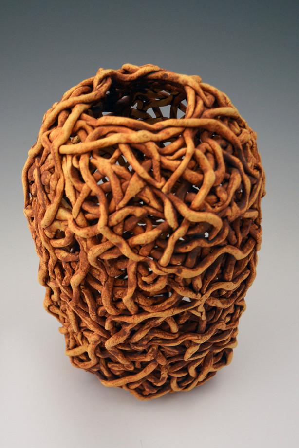 Coils vase