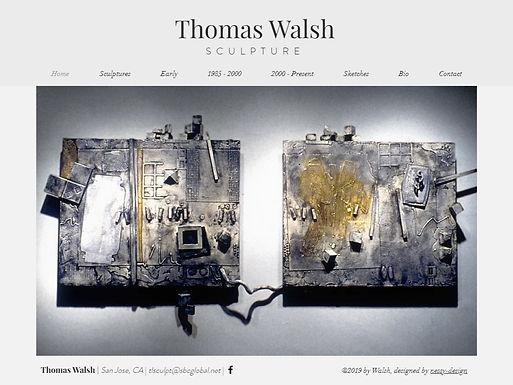 Thomas Walsh Sculpture
