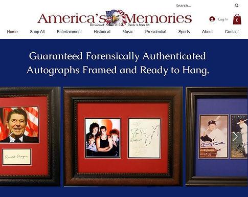 America's Memories