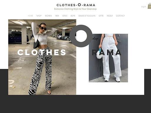 Clothings-O-Rama