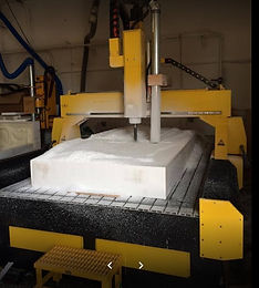 CNC router WeCutFoam