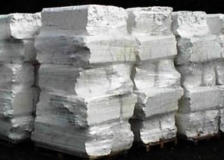 Foamlinx EPS Recycled Foam Logs