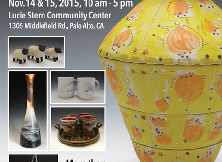 OVCAG 15th Annual Art in Clay