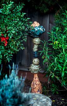 Flower totem