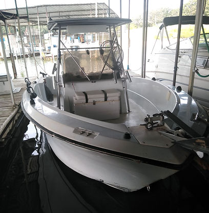 Texoma Fishing Boat