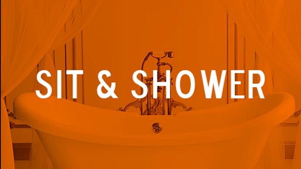 Sit & Shower