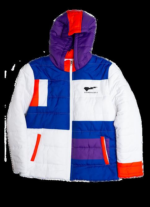 DBC Block Puff Jacket