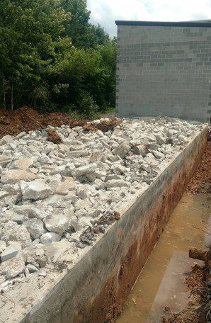 Concrete Slab Demolition
