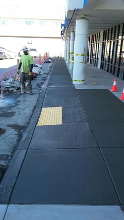 Concrete Sidewalk - ADA