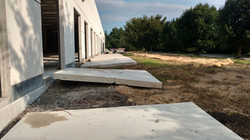 Concrete Cutting - Exterior Openings