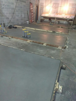 Finished Concrete