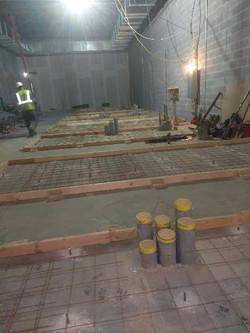 Concrete Prep