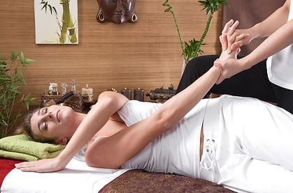 M-sHiatsu holistické ošetření, relax, wellness