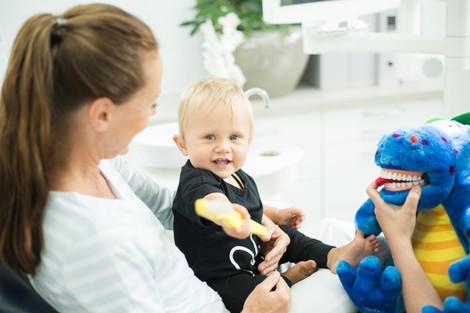 Kinderbehandlung und Kieferorthopädie
