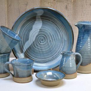 Stoneware Blue