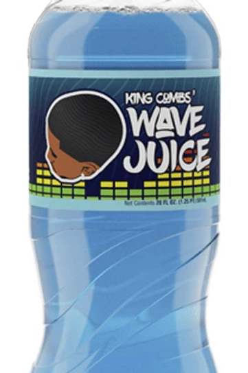 Exotic Pop King Combs' Wave Juice