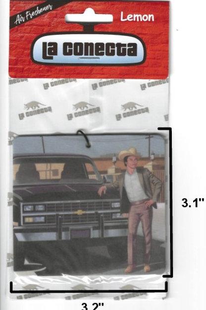 """Chalino Sánchez"" Truck Air Freshener"