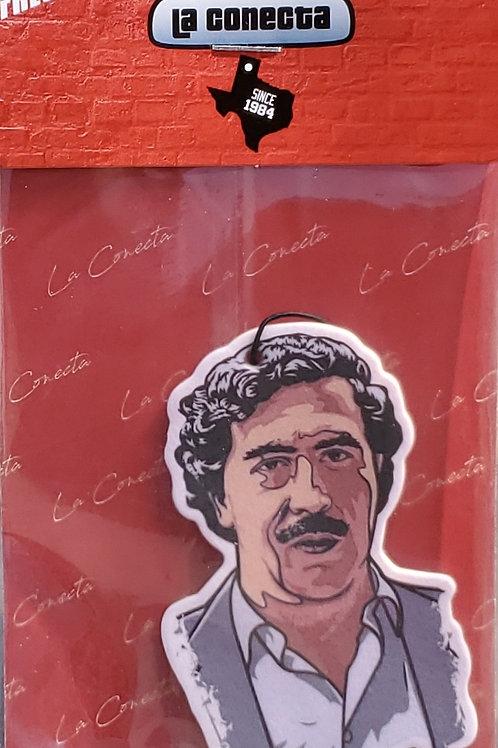 """Pablo Escobar"" (V1) Air Freshener"