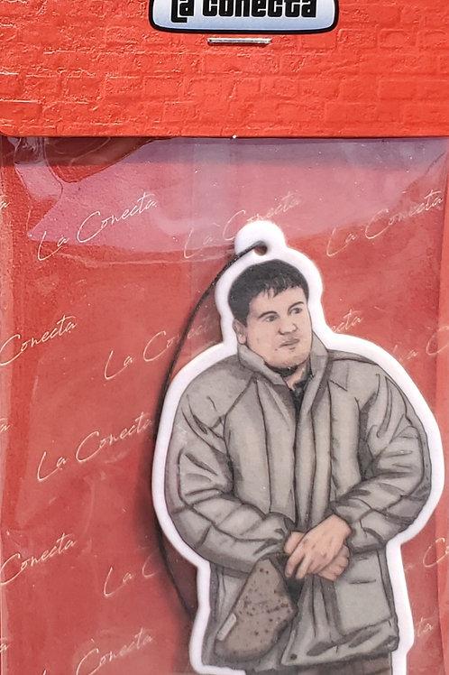 """El Chapo"" (V1) Air Freshener"