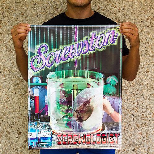 Screwston Screwologist Poster