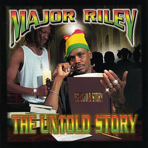 Untold Story (Riley) CD