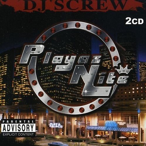 Playaz Night CD