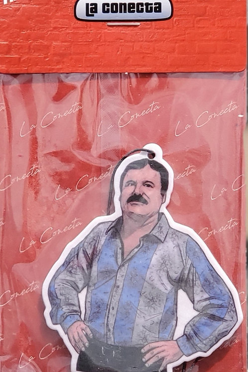 """El Chapo"" (V2) Air Freshener"