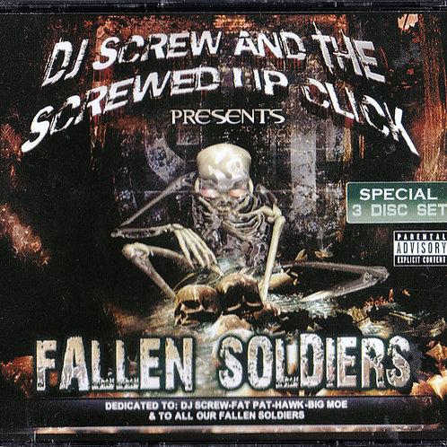 Fallen Soldiers CD