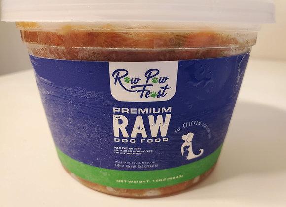 Premium Fresh Dog Food - Chicken (16 oz)