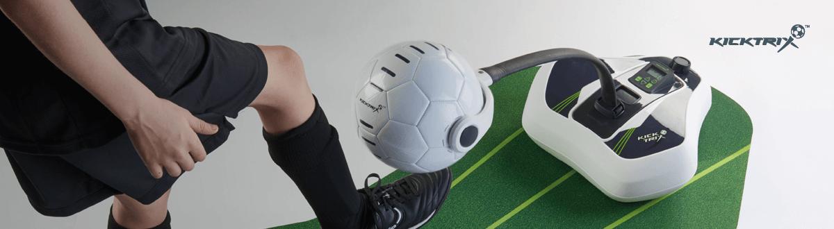 kicktrix, football training system