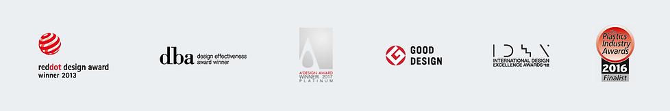 Design awards, Reddot, dba, a'award, good design award, IDEA award, Design Council