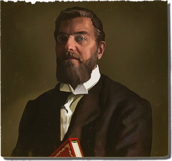 Retrato del Profesor Maimónides