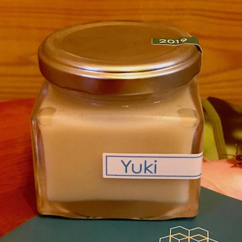 クリームハチミツ Yuki 120g
