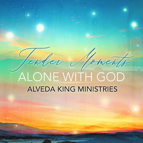 Tender Moments Alone With God CD, Autographed (Nov-2018)