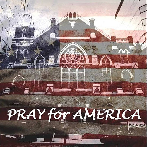 Pray for America Music CD