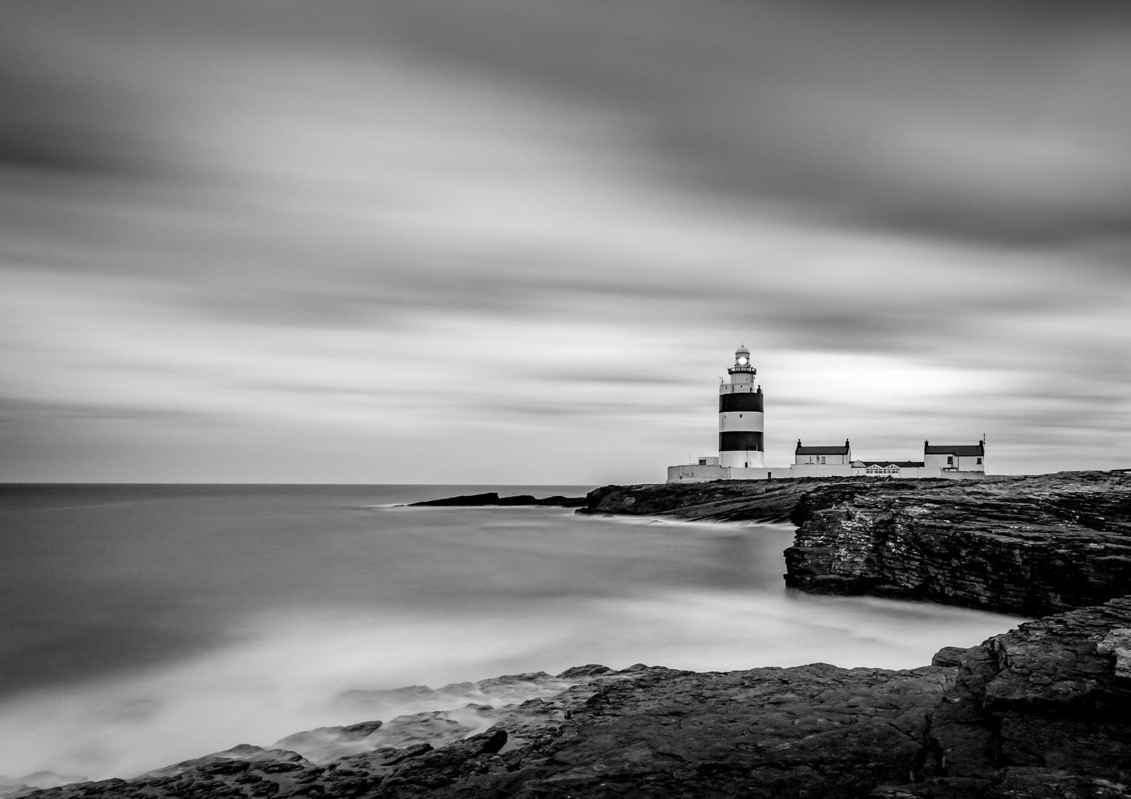 MONO - Hook Head Lighthouse by Stephen McComb (12 marks)