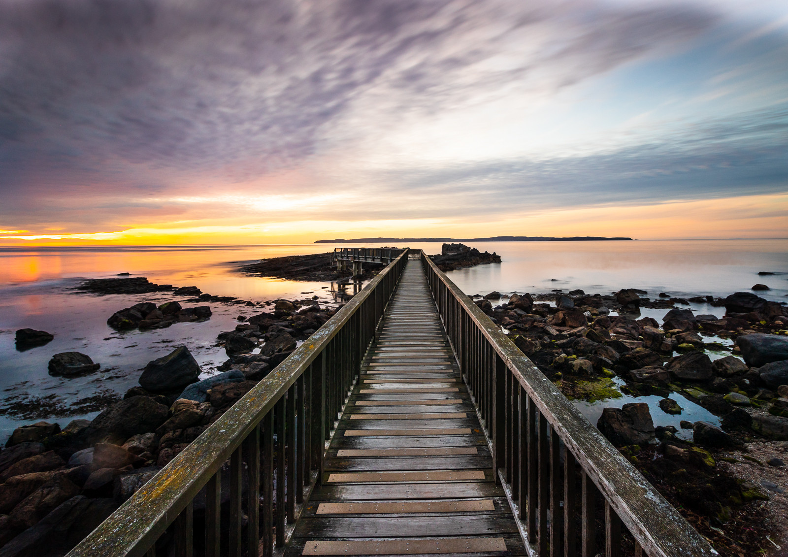 COLOUR - Pan's Rock by Stephen McComb (9 marks)