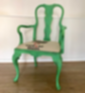 LaDiDa Interiors Green Chair.png