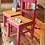 Thumbnail: Country Pink Children's Chairs (Pair)