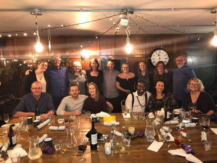Members Dinner Date December 2018