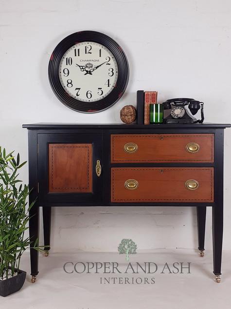 Copper & Ash